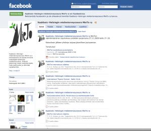 MieTo @ Facebook